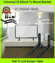 Universal 32-65inch Tv Mount Bracket Flat Tv Lcd Screen Table Stand For Lg Vizio Tv