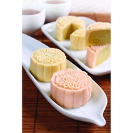 Wu Ren 伍仁 & Pure Yam Snowskin Mooncake 2 Flavours Mix/ Preorder Available chat with us