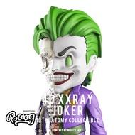 當天發貨【Bang】現貨 4D XXRAY Joker 小丑 Mighty Jaxx Jason Freeny