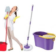 [Magic Mop] Magic Mop / Super Mop Rotate / Mop Rotate Auto Squeeze the Mop