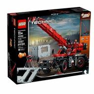 42082【LEGO 樂高積木】科技 Technic 系列 - 曠野地形起重機(4057pcs)