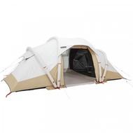 (徵)迪卡儂4人 2房1廳家庭充氣式帳篷 (超遮陽系列) QUECHUA 8000元