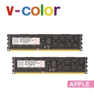 V-Color DDR3 1866 32GB(16GBx2) Mac Pro專用R-DIMM 伺服器記憶體