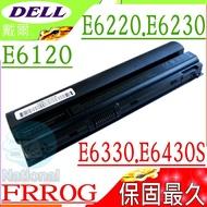 DELL 電池(保固最久)-戴爾 Latitude E6120,E6220,E6230,E6330,E6430S,FRROG,GYKF8,HGKH0,HJ474,J79X4