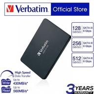 Verbatim Vi550 S3 SSD 128GB/256GB/512GB