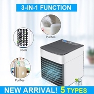 2019 Arctic Air Ultra new air cooler Mini Air Fan Ventilation Tower Fan Cooling USB air conditioning