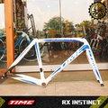 【小萬】全新 TIME RX INSTINCT CARBON 公路車 白藍色 車架 碳纖維 前叉 單車 自行車