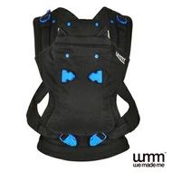 英國WMM-Pao Papoose 3P3式寶寶揹帶-沉靜黑