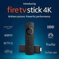 AMAZON - All-New Fire TV Stick 4K (With Alexa 語音遙控器)[多媒體播放機]