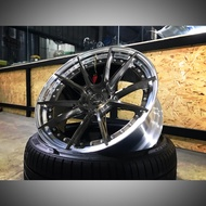 20吋 BC 兩片式鍛造鋁圈 各車系皆可訂製