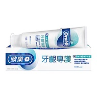 歐樂B 牙齦專護牙膏120g(勁爽薄荷)