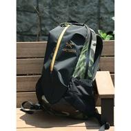 《FOS》日本 始祖鳥 輕量 後背包 24系列 ARCTERYX BEAMS 聯名款 限量 出國 旅遊 時尚 雜誌款
