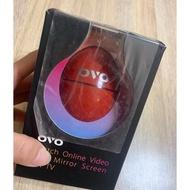 ‼️出清‼️全新OVO 電視出奇蛋(OVO TV Surprise) 多媒體傳輸-寶石紅