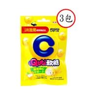 小兒利撒爾 健康補給站Q比軟糖*3包(活性乳酸菌/綜合維他命+C/鈣配方/藻油DHA/晶明葉黃素)