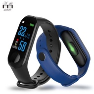 smart watch blood pressure monitor M3 Pro Smart Watch Sport Band Blood Pressure Sleep Monitor Drinking Remind Wristband Bracelet