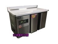 《利通餐飲設備》瑞興4尺 工作台冰箱 4呎 工檯台冰箱 臥室冰箱 台灣製造 風冷工作台冰箱