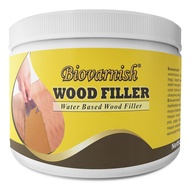 Small Wood Putty Safe Water Based - Biovarnish Wood Filler Mini Can