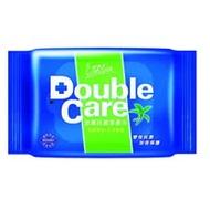 【康乃馨】DOUBLECARE抗菌濕巾20*2