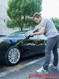 洗車機固質洗車神器高壓無線洗車機家用便攜式洗車器鋰電池12V充電水槍 DF