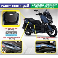 Xmax High Body Protector Package - Striping Xmax - Xmax Accessories