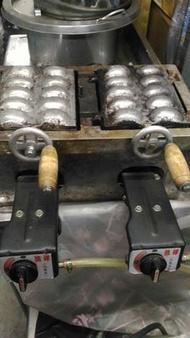 南門餐廚設備大賣場拍賣二手 電子雙口雞蛋糕爐