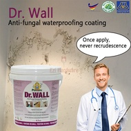Waterproof Anti-fungal Coating, Paint/Joint Compound & Putty Filler Repair Wall