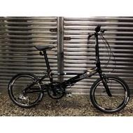 【 專業二手腳踏車買賣】Dahon Helios SL 輕量化小折 8段變速 二手小折 二手折疊車