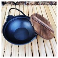日式小火鍋 鑄鐵鍋 煲仔鍋 火鍋 關東煮鍋 吊鍋