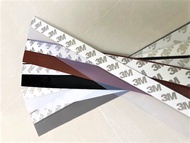 3M tape Door Seal strip/Window Seal/ 5m long/Stop Cockroaches/Lizards/ Wind/ Noise/Light/aircon/heat