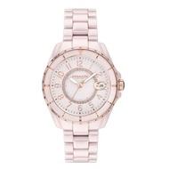 COACH Preston系列陶瓷腕錶/粉14503463