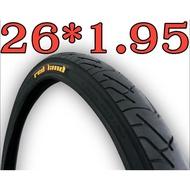 【REDLAND】登山車外胎26*1.95登山車外胎 26X1.95自行車輪胎 60PSI 自行車外胎