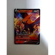 Pokemon - Talonflame V Card (Vivid Voltage)