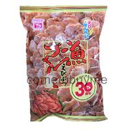 日本白藤綜合蝦餅 漁 米果 米菓