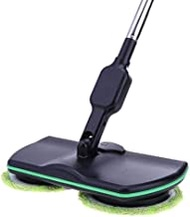 Household Mop Rotating Electric Mopping Machine Automatic Mop Charging Mopping Mop Stainless Steel + ABS Material Free Rotating Mop