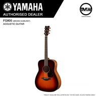 PRE-ORDER (Nov/Dec onwards) Yamaha FG800 (Brown Sunburst) Acoustic Guitar - Absolute Piano - The Music Works Store GA1