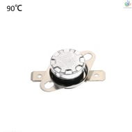 5pcs KSD301 Thermostat Temperature Switch 250V 10A NO Normally Opened Thermal Control Swit
