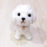【全新】日本熱賣 可愛狗狗玩偶 貴賓狗玩偶
