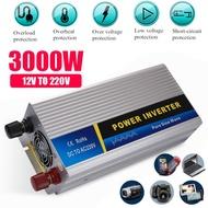 【新品現貨】DC12V 轉 AC220V 車載 純正弦波逆變器 持續1500W 峰值3000W 雙數顯