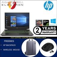 ❇HP Pavilion Gaming 15-Ec1060AX 15.6'' FHD 144Hz Laptop Shadow Black ( Ryzen 7 4800H, 8GB, 512GB SSD, GTX1650 4GB, W10 )