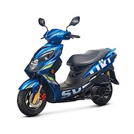 SUZUKI台鈴機車 SWISH 125 MotoGP  六期噴射 2019全新車