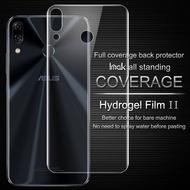 【升級版】水凝膜二代 華碩ASUS Zenfone 5 ZE620KL/5Z ZS620KL X00QD 滿版保護貼屏背