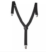 Tali Kodok Aksesoris Baju Dewasa Jeans Denim Pesta Hitam Polos Jojon Suspender Arteast Yours Terlaris Pria