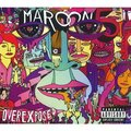 合友唱片 魔力紅 Maroon 5 / 無所不在 Overexposed CD