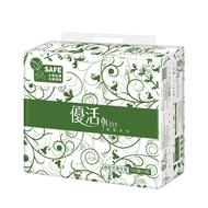 Livi 優活 抽取式衛生紙100抽10包10袋/箱
