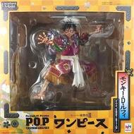 日本正版 POP 海賊王 航海王 KABUKI EDITION 歌舞伎 魯夫 模型 公仔 日本代購