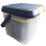 $通通省$inomata 多功能踏台水桶 日本原裝進口 17L 腳踏 坐式 洗車 釣魚 戶外 浴室 廚房 耐重