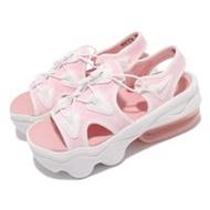 Nike 涼鞋 Air Max Koko Sandal 女鞋 氣墊 避震 舒適 輕便 厚底 穿搭 球鞋 白 粉 CI8798101 CI8798-101