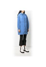 """Moncler Moncler """"Lichen""""風衣(藍色)"""