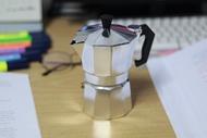 หม้อต้มกาแฟ Moka Pot  3 Cup มอคค่าพอท เครื่องชงกาแฟ เครื่องทำกาแฟสด