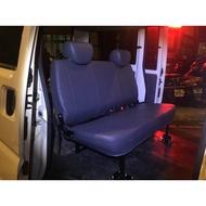 (柚子車舖) 三菱 菱利 威利 專用第二排座椅 (快拆式,皮色:黑,灰,米) -可到府安裝